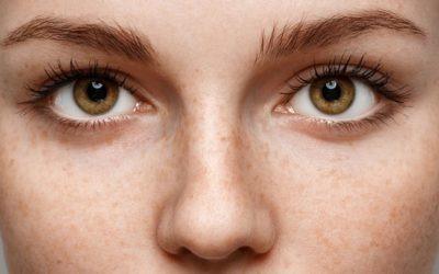 El color de los ojos, ¿de qué depende?