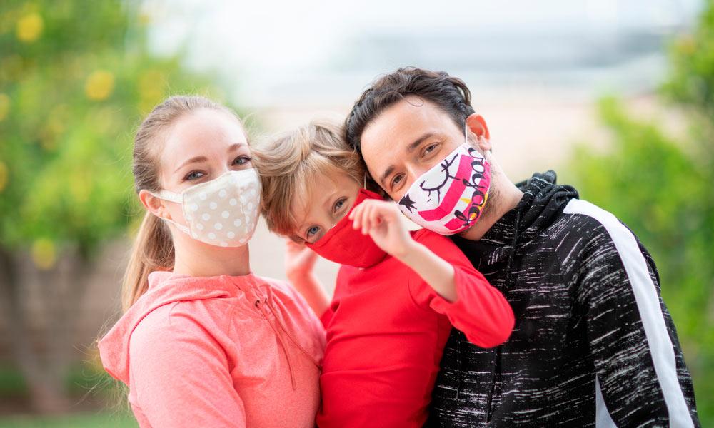 Te contamos los tipos de mascarillas de seguridad que puedes utilizar contra la COVID-19