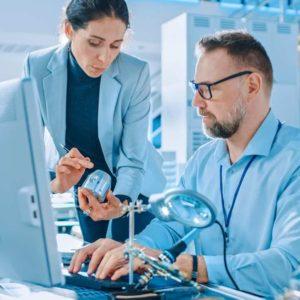MBA en dirección y gestión de laboratorios químicos